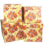 Подарочная обвертка - Праздничные коробки