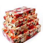 Набор подарочных коробок