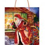 Подарочные новогодние сумки