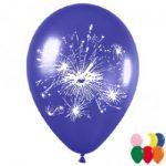 Воздушные шары с салютом